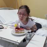 malá oslava narozenin